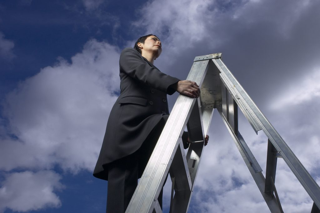 Climbing the ladder motivating your team to go further
